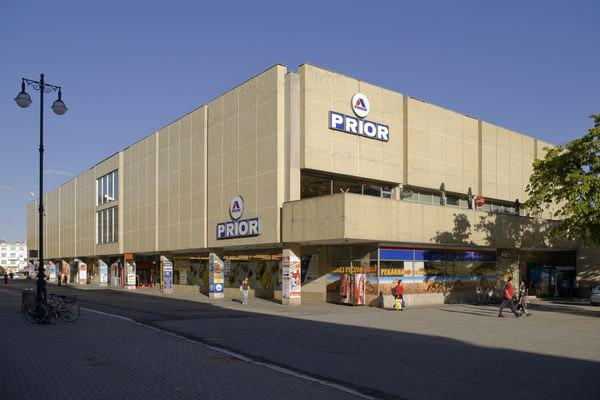 Obchodní dům Prior / Přerov