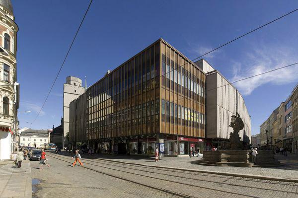 Obchodní dům Prior / Olomouc