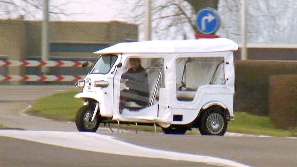 Nizozemská rikša