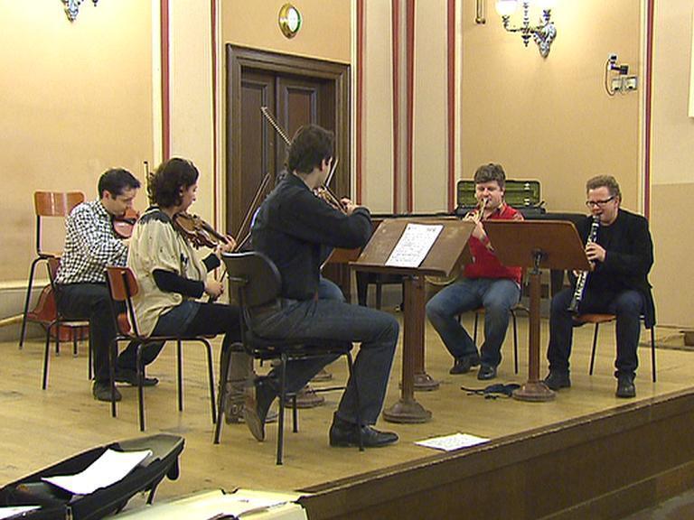 Baborák Ensemble (zkouška)