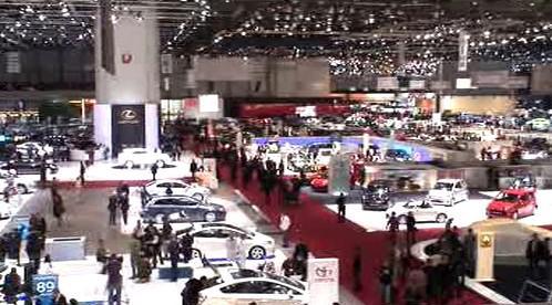 Ženevský autosalon