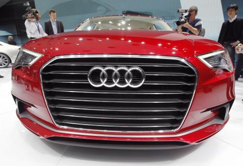 Koncept Audi A3
