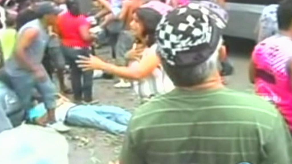 Elektrický proud zabil na karnevalu 17 lidí