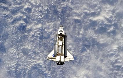Raketoplán Discovery