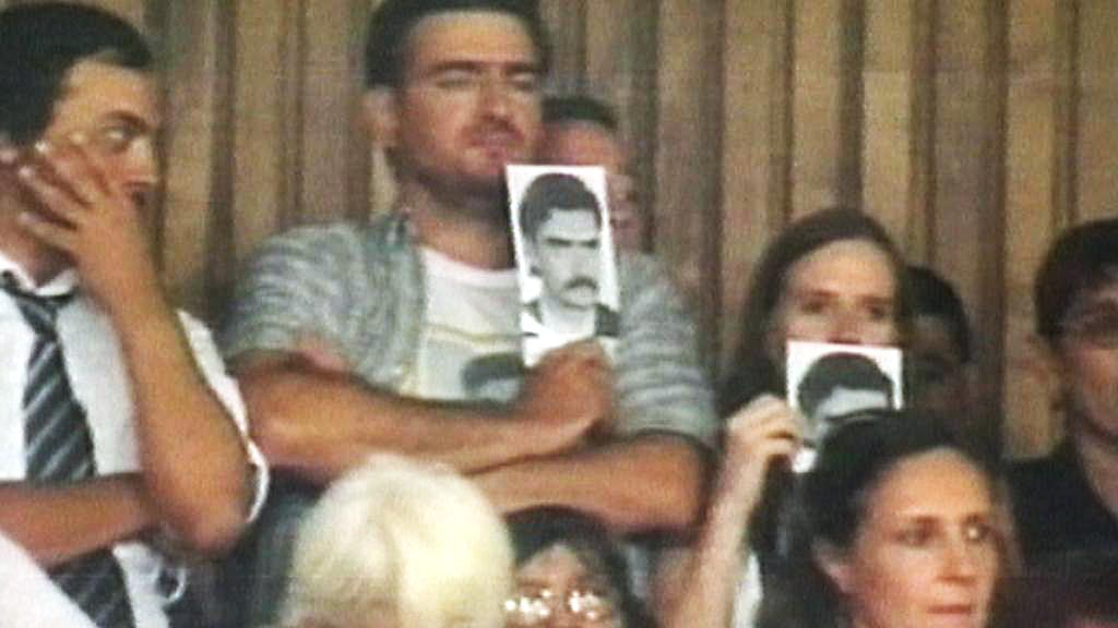 Příbuzní obětí argentinských diktátorů