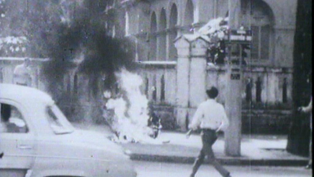 Upálení v Saigonu