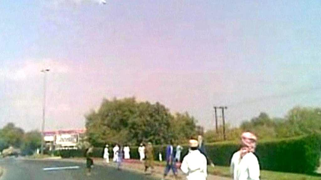 Protesty v Ománu