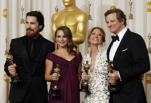 Oscar za rok 2010 / Vítězové hereckých kategorií