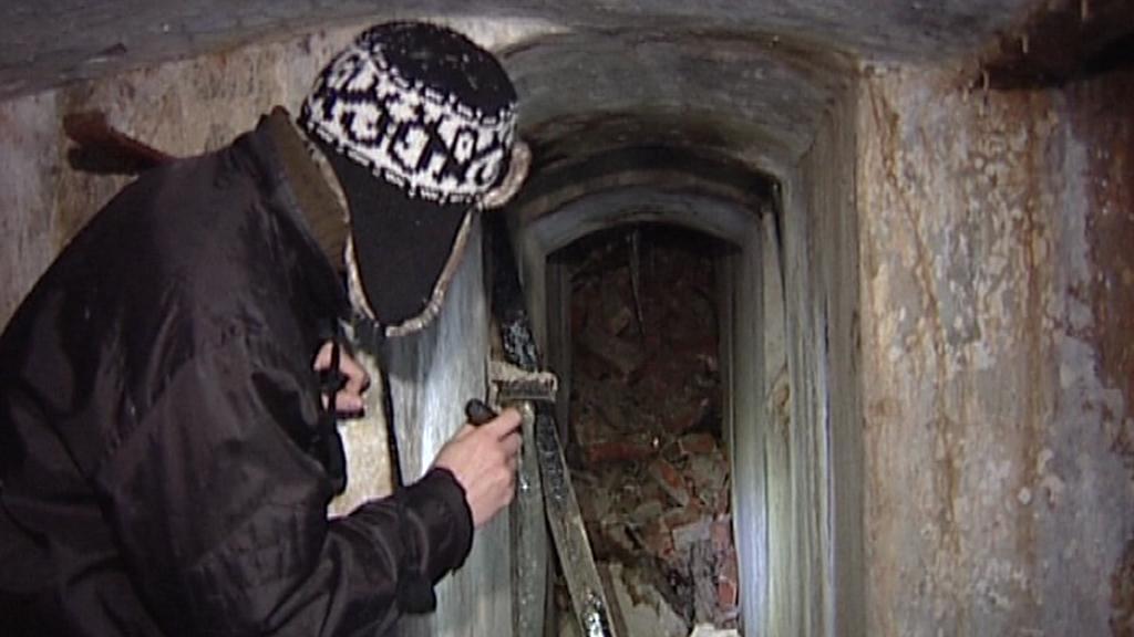 Podzemní chodby