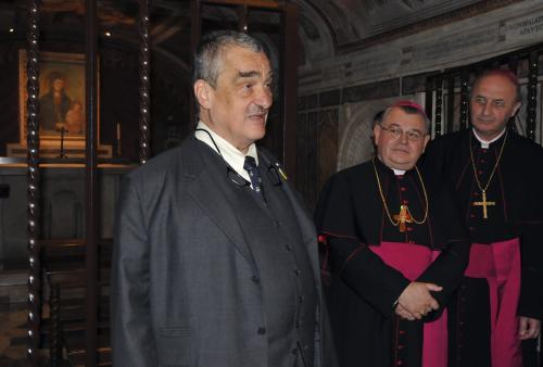 Karel schwarzenberg ve Vatikánu