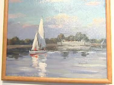 Výstava v moskevské NB galerii
