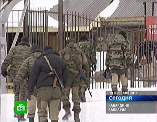 Speciální ruské jednotky