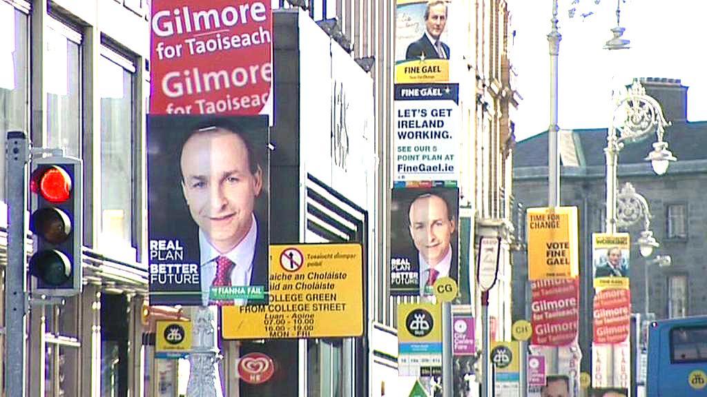 Irské volby