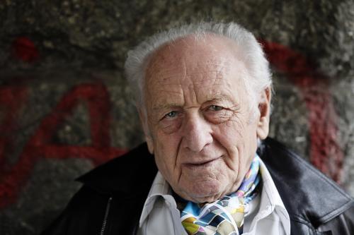 Spisovatel Arnošt Lustig