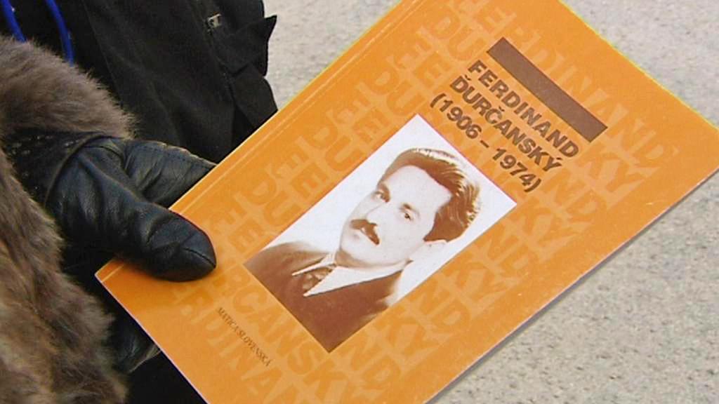 Ferdinand  Ďurčanský