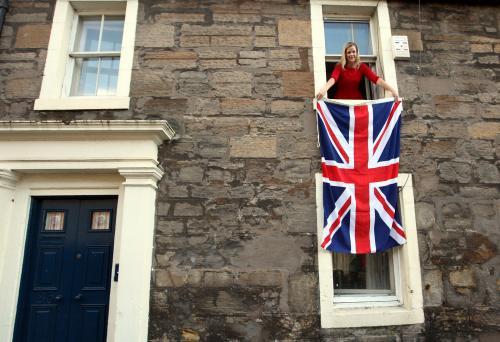 St.Andrews vítá prince Williama a Kate Middletonovou
