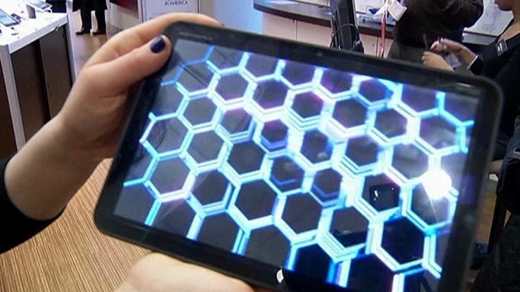 Tablet Xoom od Motoroly