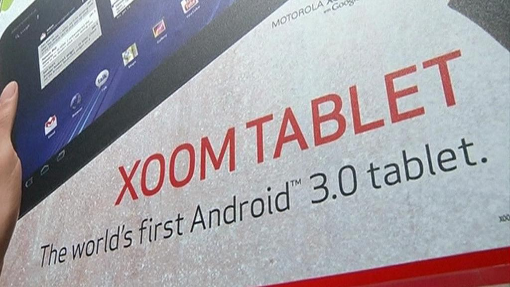 Tablet Xoom