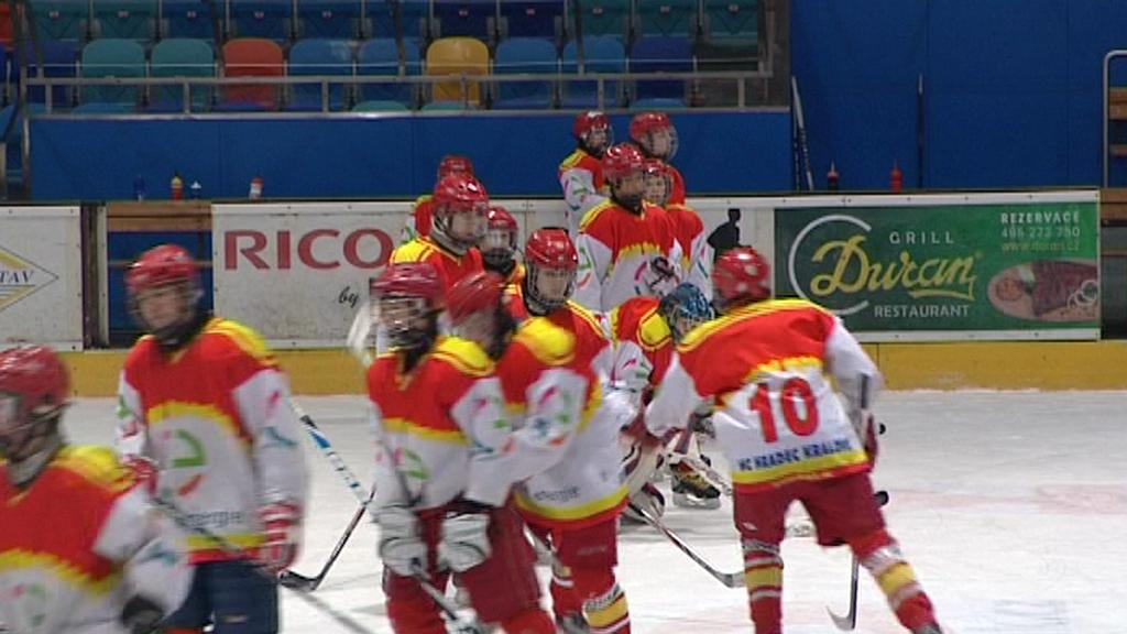 Hokej v Hradci Králové