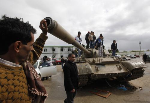 Nepokoje v Libyi