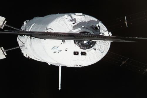 Nákladní loď Johannes Kepler
