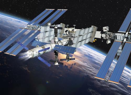 Johannes Kepler u ISS