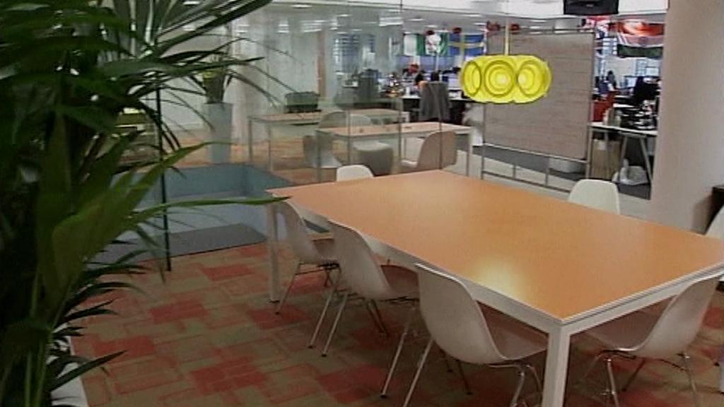 Prostředí firmy Rackspace