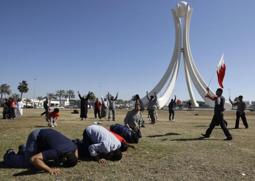 Bahrajnské nepokoje