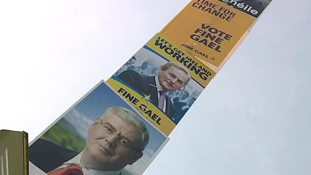 Volby v Irsku