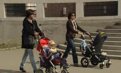Matky s dětmi