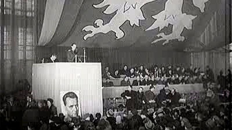 Výsledek obrázku pro komunistická diktatura v čsr