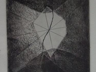 Josef Šíma / Krystal (detail)
