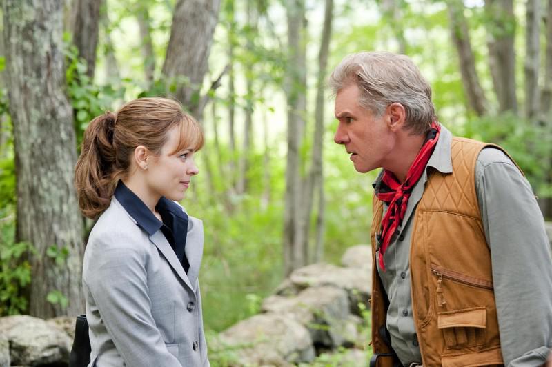 Rachel McAdams a Harrison Ford