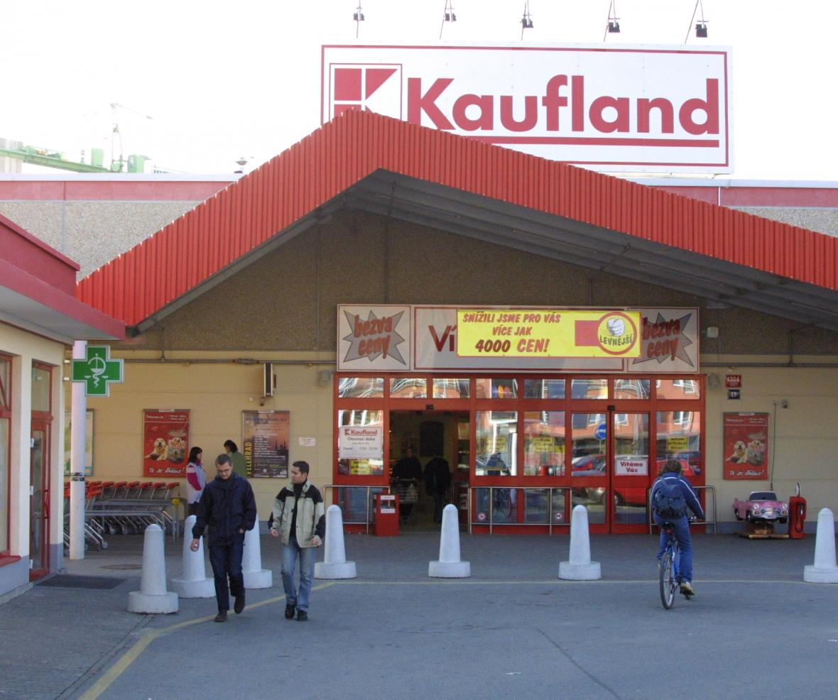 Supermarket Kaufland