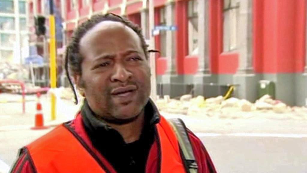Kameraman novozélandské televize CTV