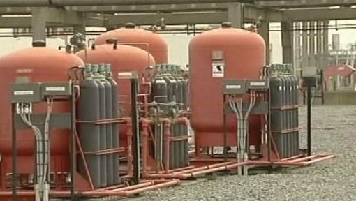 Plynové zásobníky
