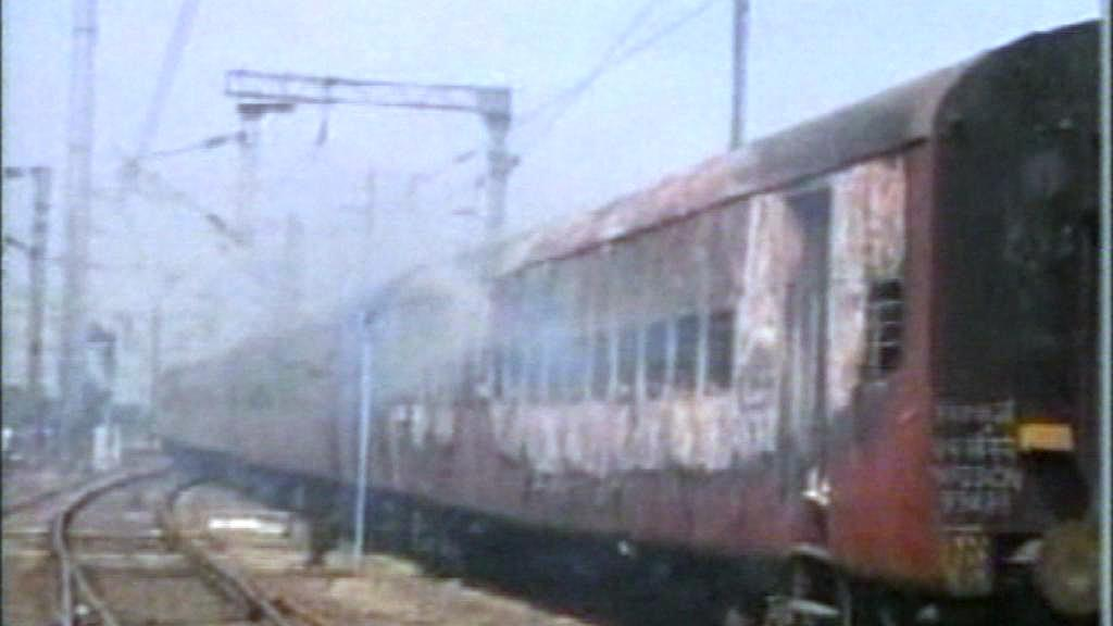 Žháři zapálili v roce 2002 vlak s hinduisty