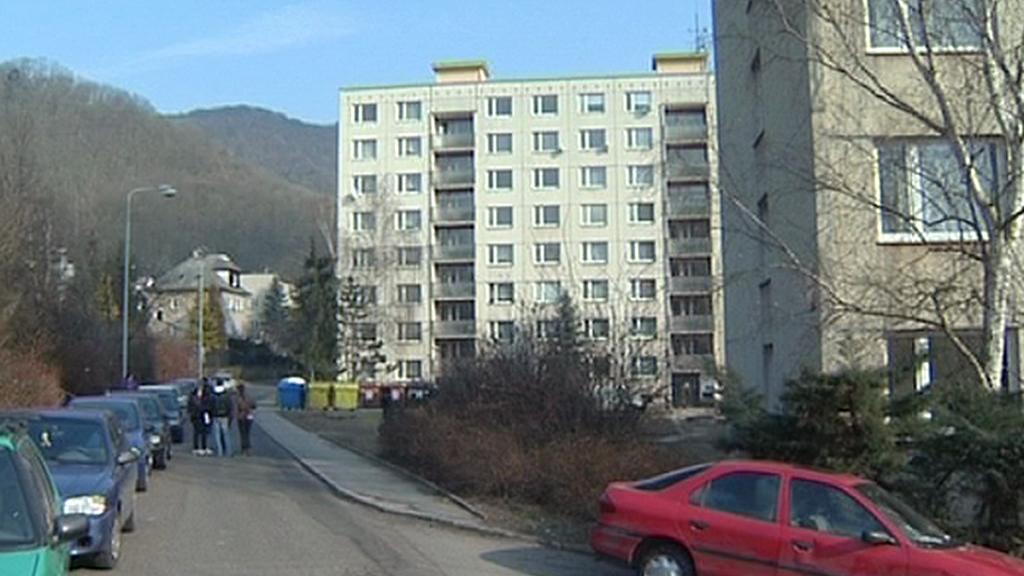 Sídliště v Ústí nad Labem
