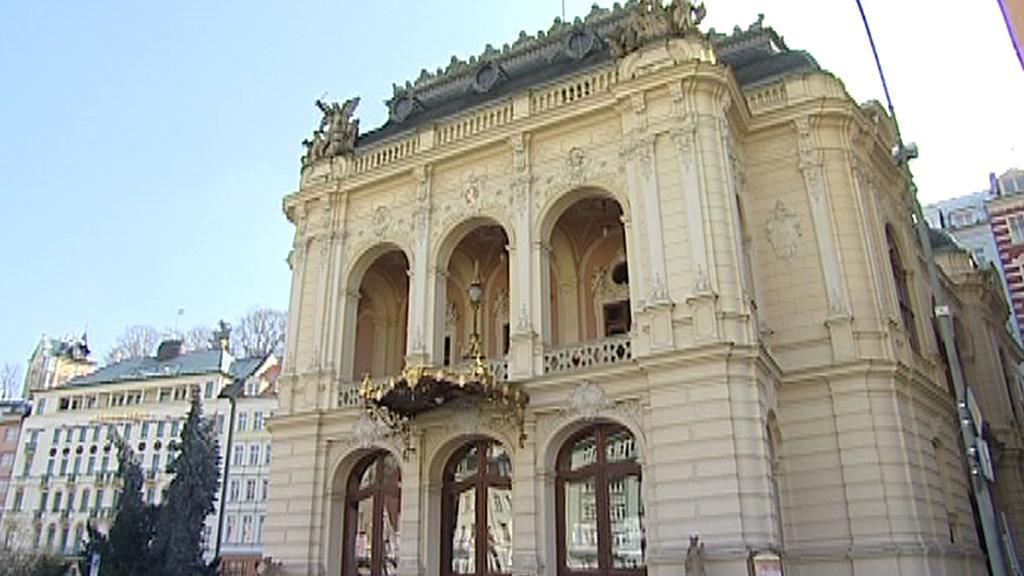 Divadlo v Karlových Varech