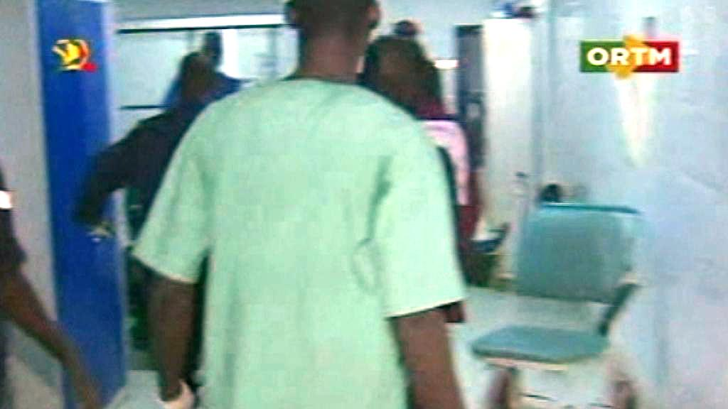 Nemocnice v Mali