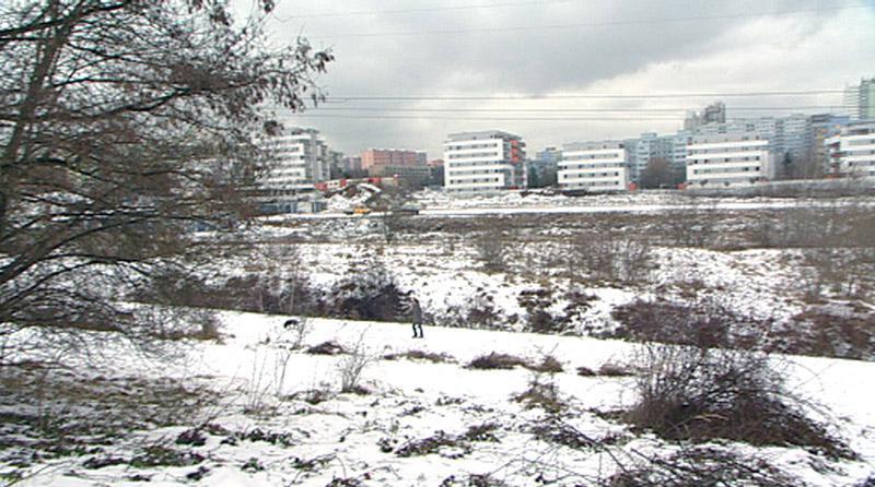 Nové sídliště na Jižním městě