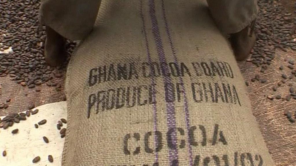 Kakao z Ghany