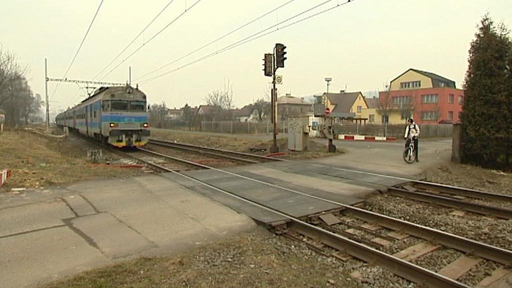 Železnice v Třinci