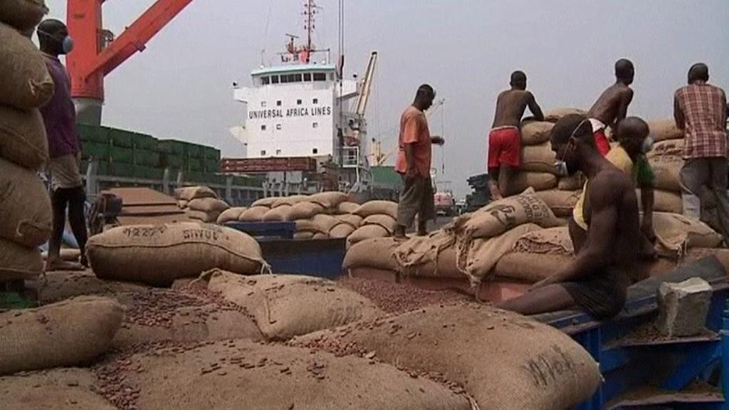 Export kakaa