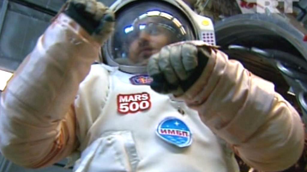 Mise Mars 500