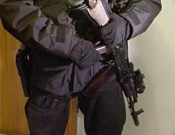 Člen zásahové jednotky