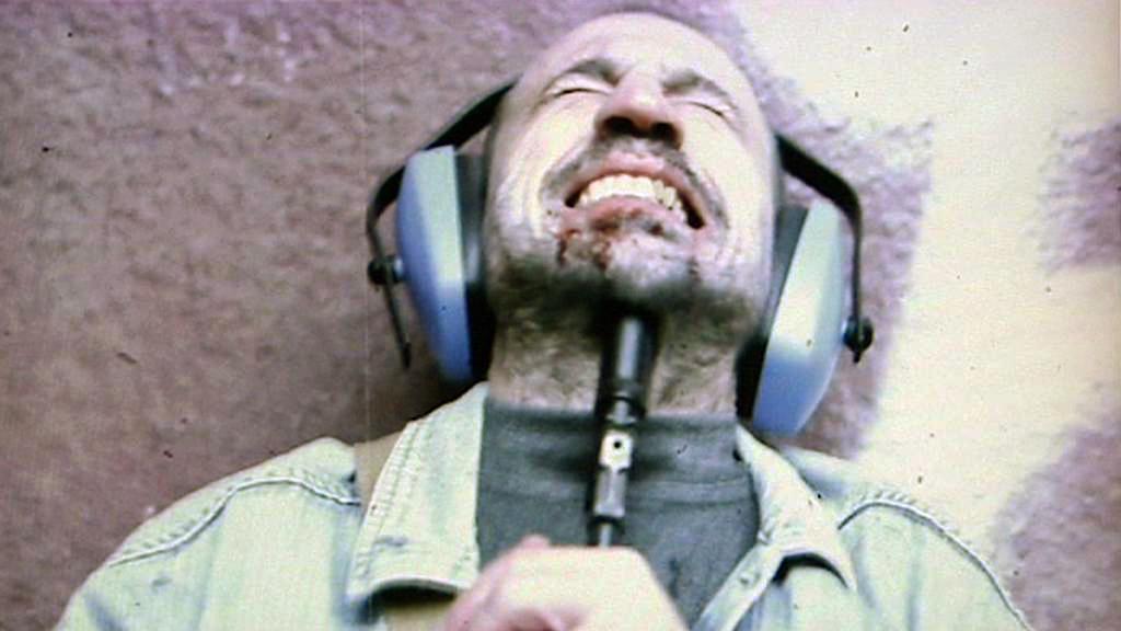 Záběr z filmu Devínský masakr