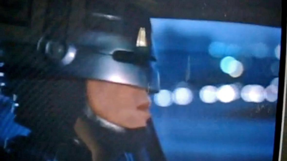Záběr z filmu RoboCop