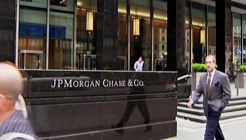 Americká banka JPMoran