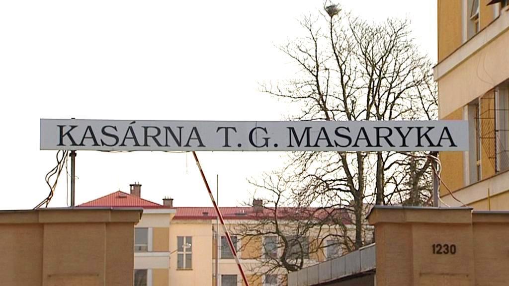 Kasárna T. G. Masaryka